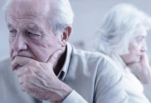 Separarsi a sessant'anni