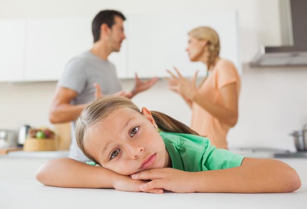 Separazione, le reazioni dei figli
