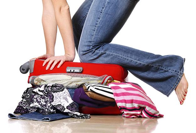 Genitori separati in vacanza, cosa mettere in valigia
